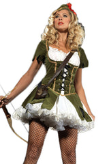 Robin Hood Inspired Costume
