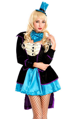 Trouble Maker Tea Hostess Costume