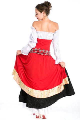 Deluxe Renaissance Gypsy Costume