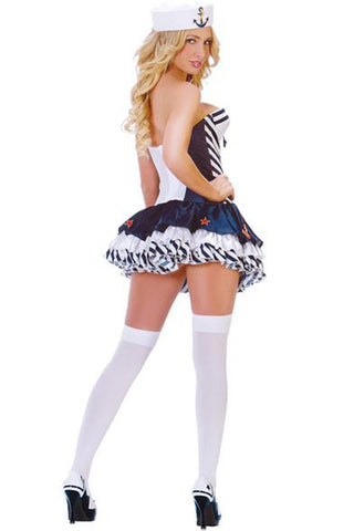 Striped Sailor Costume