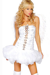 White Sweet Angel Costume