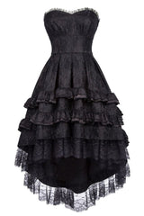 Lolita Goth Cocktail Dress