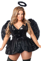Fallen Angel Corset Costume