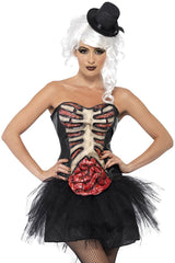 Black Grotesque Burlesque Costume