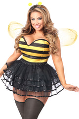Honey Bee Corset Costume