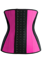 Rose Steel Boned Underbust Corset