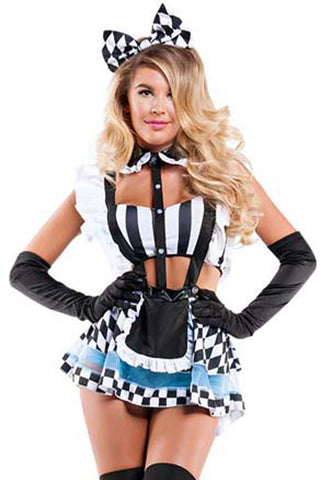 Amatory Alice Inspired Costume