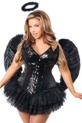Night Angel Corset Costume