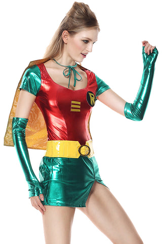 Classic Robin Inspired Costume