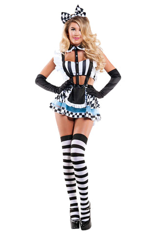 Atomic Amatory Adventurer Costume