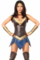 Top Drawer Premium Warrior Woman Costume