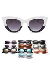 Atomic Vintage Chunky Cat Eye Sunglasses