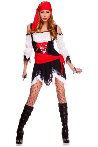 Pirate Siren Costume
