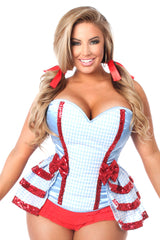 Kansas Girl Corset Costume