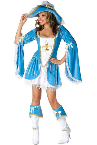 Madame Musketeer Costume