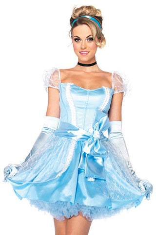 Glass Slipper Cinderella Inspired Costume