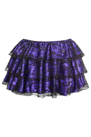 Atomic Tulle Mini Skirt