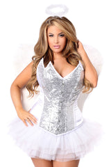 Heavenly Angel Corset Costume