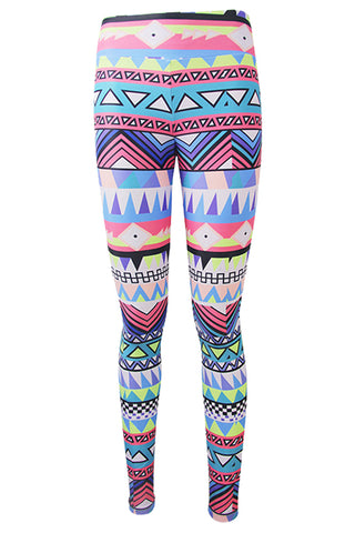 Egypt Print Leggings