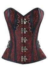 Noble Steampunk Steel Boned Corset