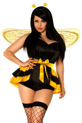 Four Piece Queen Bee Costume