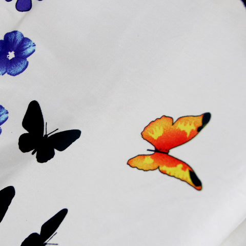 Atomic Butterfly Garden Dress