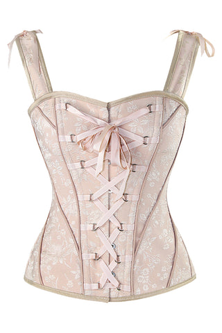 Cross My Heart Steel Boned Overbust Corset