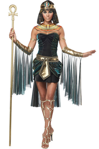 Dark Egyptian Goddess Costume
