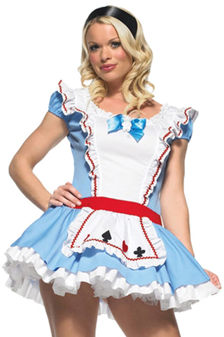 Adorable Alice Inspired Costume