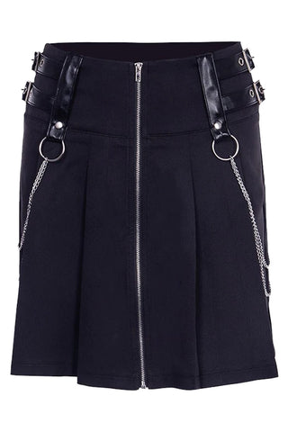 Iron Chained Gothic Skirt