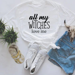 Atomic All My Witches Love Me Shirt