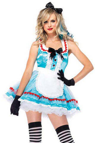 Blue Sweet Alice Costume