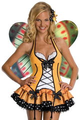 Atomic Monarch Butterfly Costume