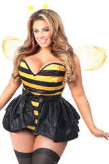 Flirty Bee Corset Costume