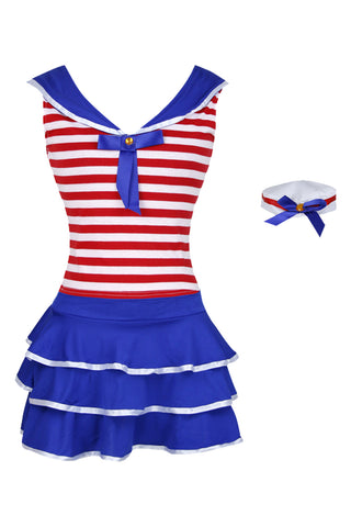 Atomic Windy Sails Sailor Costume
