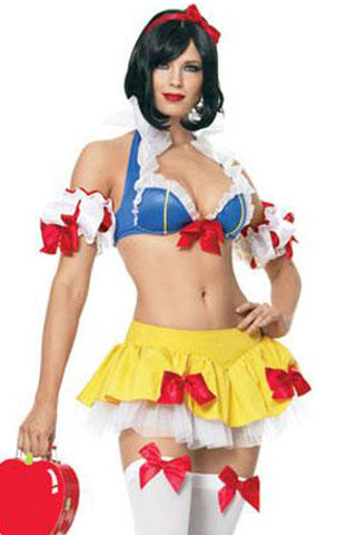 Poisonous Snow White Inspired Costume