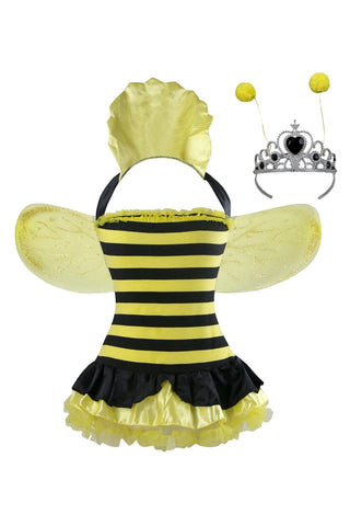 Atomic Royal Queen Bumblebee Costume