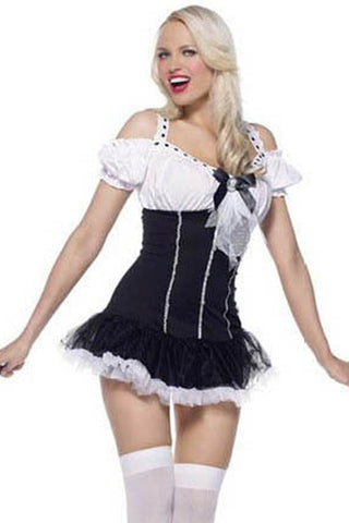 Lady's French Maid Costume
