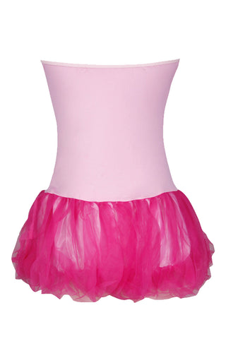 Atomic Pink Pixie Costume