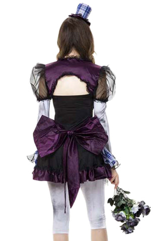 Shattered Porcelain Doll Costume