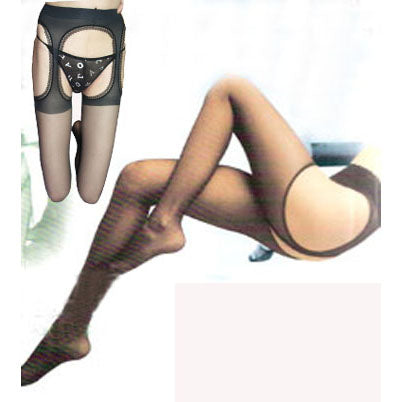 Atomic Sheer Suspender Hose