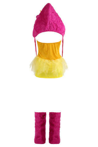 Tutu Tootsie Monster Costume