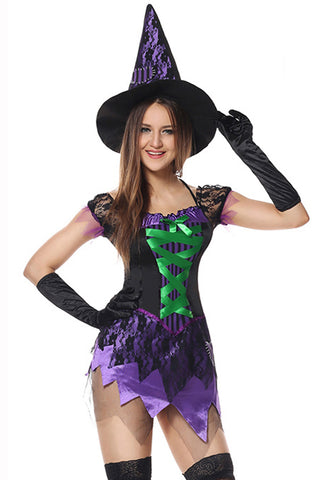 Crafty Cutie Witch Costume