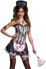 Dark French Maid Costume