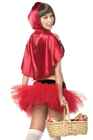 Red Hooded Cutie Costume