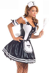 Meticulous Maid Costume