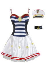 Mistress Sea Captain Costume