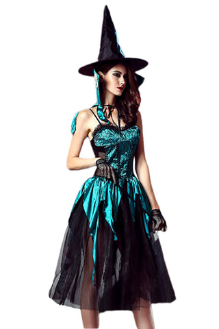 Midnight Hour Magic Witch Costume