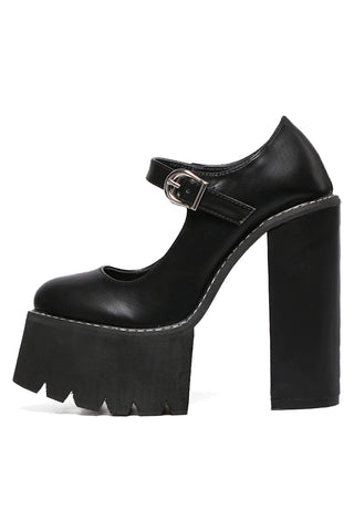 Classic Mary Jane High Heels