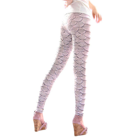 Atomic Snake Scales Leggings